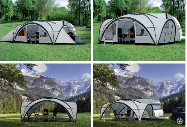 Discounted Quest Elite Dome Canopy