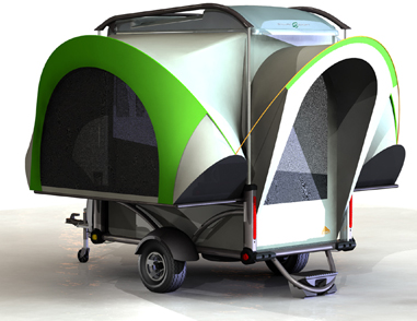 Camping Is Easier With Pop Up Campers Quest Canopy